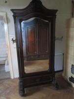 Antik nagy álló tükör