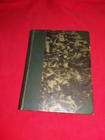 Antik tankönyv Gróth : Általános kémia a képek szerint