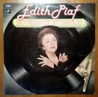 Edith Piaf - 20 French Hit Singles, dupla, 1970 , EMI Columbia, India