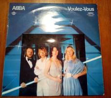 ABBA - Voulez-Vous, 1979 Hungaroton