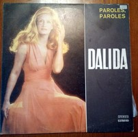 Dalida/Alain Delon - Paroles, Paroles, Electrorecord 1970