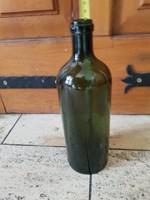 Schmidthauer Lajos keserűvíz üveg