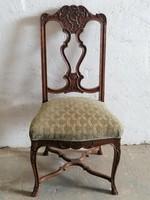 Antik neobarokk szék