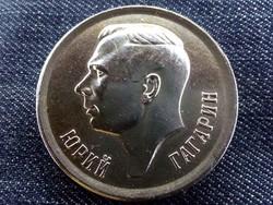 Jurij Alekszejevics Gagarin alumínium emlékérem (id9359)