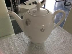 KIÁRUSÍTÁS !!!   Bavaria jelzett porcelán teáskanna, kiöntő