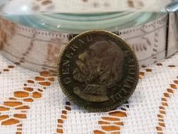 Olasz General Garibaldi Spiel Marke régi játék érme