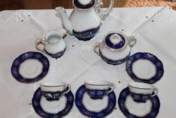 Zsolnay Pompadour II kávéskészlet