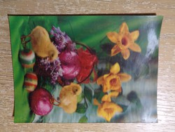 Színjátszós képeslap III.