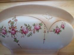 """Antik angol Crown Devon """"ETNA"""" porcelán mosdótál 39,5 cm"""