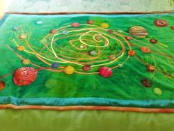 Textílkép, Univerzum