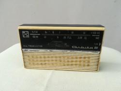 Orbita 2 régi rádió, zsebrádió