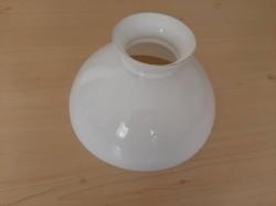 Luszter lámpa tejüveg bura