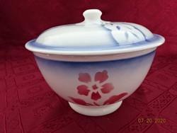 Gránit porcelán leveses tál. Jelzése: 3696. Tál felső átmérője: 16 cm.