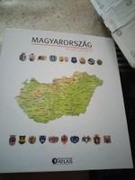 Edition atlas Magyarország térképlapokon