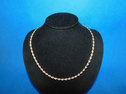 Arany 14k Női  nyakék  8.3 gr
