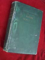 Dr. Bloch Iván : Korunk nemi élete  Kostyál Jenő kiadása (Budapest)  , 1910 Vászon