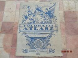 Antik földrajzi atlasz
