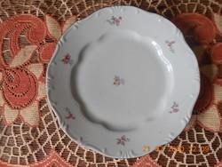 Zsolnay porcelán, lapos tányér