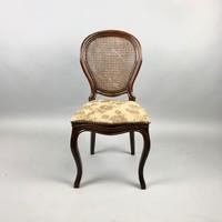 Neobarokk szék eredeti kárpittal