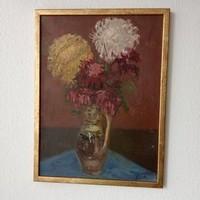 VÖRÖS GÉZA:(1897-1957) eredeti festménye