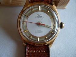 Orfa egy rendkívül ritka és gyönyörű óra Németországból különleges szerkezettel