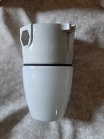 Retro hibátlan Kőbányai Porcelángyári fali lámpa