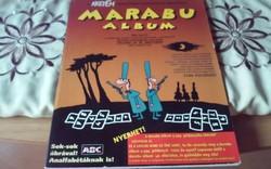 Rajzosan dedikált Marabu album 1997-ből