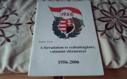 A forradalom és szabadságharc előzményei 1956-2006
