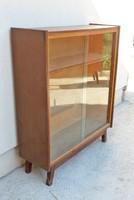 Retro vitrines komód szekrény vitrin
