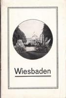 """WIESBADEN képes fürdőprospektusa 1914 körül """"BALNEOLOGIA"""" RAR"""