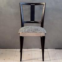 Vintage szék, egyedi design étkező, fésülködő