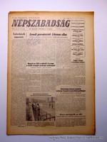 41. SZÜLETÉSNAPRA! 1980 8 26  /    Népszabadság  /  Szs.:  16093