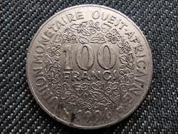 Nyugat-Afrikai Államok 100 Frank 1996 (id27890)