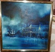Bari Jano szép festménye !