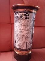 Szász Endre hollóházi váza