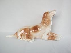 Gránit kerámia nagy méretű kutya