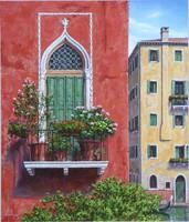 Velencei balkon