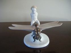 Antik Rosenthal porcelán figura