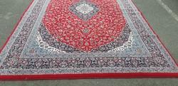Csodás gyapjú Perzsa szőnyeg 200x305cm