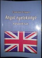 Endrődi: angol nyelvkönyv haladóknak, ajánljon!