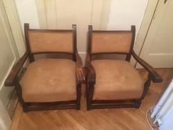 Ónémet fotelpár