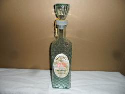 Retro jugó MARASKA zöldes üveg