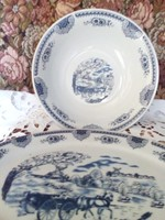 Porcelán tányér készlet