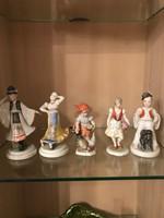 10 ft-ról! Herendi figura gyűjtemény! Hibátlanok!