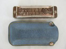 Bandmaster Country Western szájharmonika
