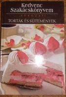 Kedvenc szakácskönyvem: Torták és sütemények, ajánljon!