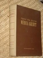 ÖRÖSI PÁL ZOLTÁN: MÉHEK KÖZÖTT  1955  ( MÉHÉSZET )