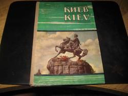 KIEV  szovjet  képeslap album  32 db , 11 x 17 cm  , 1959  ből