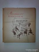 Ormay Imre: Megbukott zenekritikák (1958)