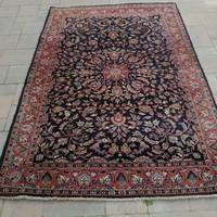 Kézi csomózású Iráni Keshan  szőnyeg.180x128cm.Alkudható!